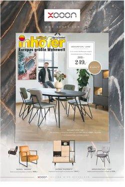 Angebote von Möbel Inhofer im Möbel Inhofer Prospekt ( 17 Tage übrig)