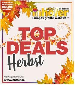 Angebote von Möbel Inhofer im Möbel Inhofer Prospekt ( 20 Tage übrig)