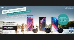 Angebote von Elektromärkte im yourfone Prospekt ( 12 Tage übrig)