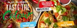Angebote von Joey's Pizza im Hamburg Prospekt