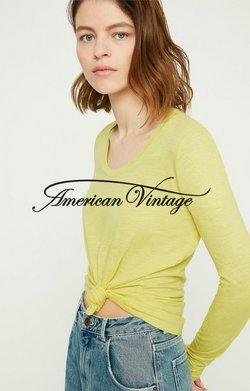 American Vintage Katalog ( Mehr als 30 Tage )