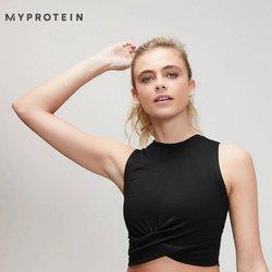 Angebote von Sportgeschäfte im Myprotein Prospekt ( 23 Tage übrig)