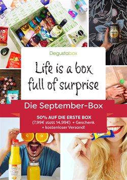 Angebote von Degustabox im Berlin Prospekt