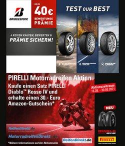Angebote von Reifen Direkt im Reifen Direkt Prospekt ( Mehr als 30 Tage)