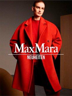 Angebote von Max Mara im Max Mara Prospekt ( 19 Tage übrig)