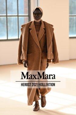 Angebote von Max Mara im Max Mara Prospekt ( 21 Tage übrig)