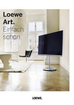 Angebote von Loewe TV im Hamburg Prospekt