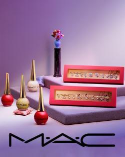 Angebote von Drogerien und Parfümerien im MAC Cosmetics Prospekt ( Gestern veröffentlicht)