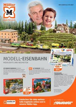 Müller Katalog ( Mehr als 30 Tage )