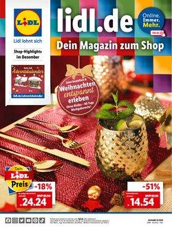 Lidl Katalog in München ( Neu )