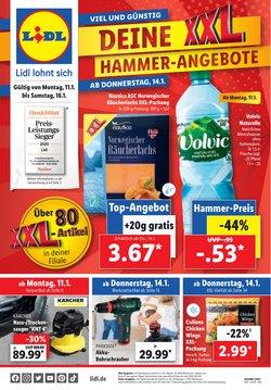 Angebote von Supermärkte im Lidl Prospekt ( Läuft heute ab )
