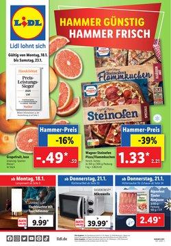 Lidl Katalog in Frankfurt am Main ( Läuft morgen ab )