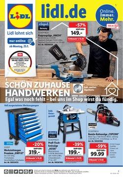 Lidl Katalog in Frankfurt am Main ( Vor 3 Tagen )