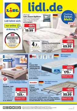 Angebote von Supermärkte im Lidl Prospekt in Hamburg ( 4 Tage übrig )
