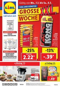 Angebote von Supermärkte im Lidl Prospekt in Hamburg ( 3 Tage übrig )