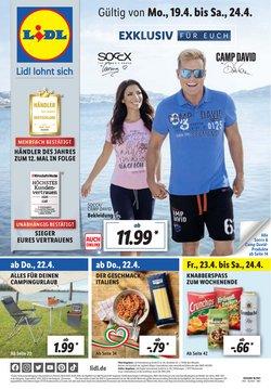 Lidl Katalog ( 2 Tage übrig )