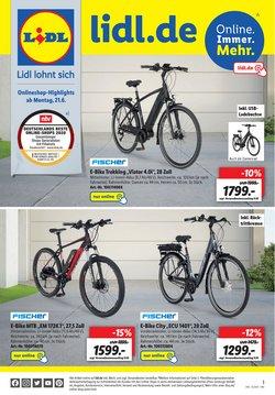 Angebote von Lidl im Lidl Prospekt ( 12 Tage übrig)