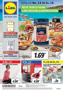 Angebote von Lidl im Lidl Prospekt ( 4 Tage übrig)