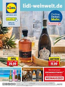 Angebote von Supermärkte im Lidl Prospekt ( Gestern veröffentlicht)