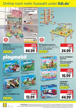 Angebote von Playmobil im Lidl Prospekt ( 4 Tage übrig)