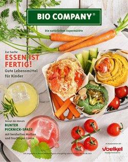 Angebote von Biomärkte im Bio Company Prospekt ( 11 Tage übrig)