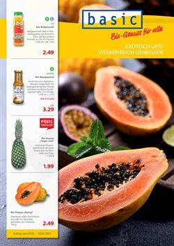 Angebote von Biomärkte im basic Prospekt in Berlin ( Läuft morgen ab )