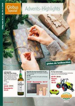 Globus Katalog ( Vor 2 Tagen )
