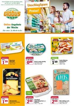 Angebote von Supermärkte im Globus Prospekt ( Läuft morgen ab)