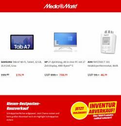 Media Markt Katalog ( Gestern veröffentlicht)