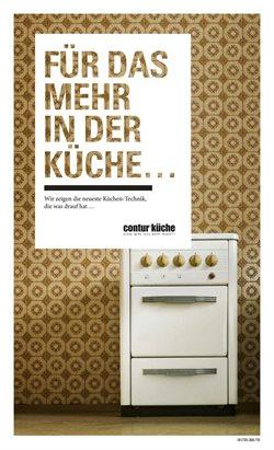 Contur Küchen Katalog ( Abgelaufen )