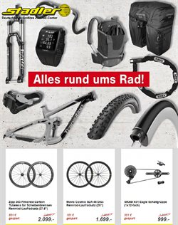 Zweirad Stadler Katalog ( Vor 3 Tagen )