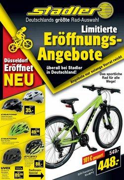 Angebote von Sportgeschäfte im Zweirad Stadler Prospekt ( Neu)