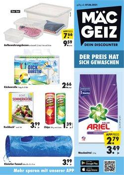 Angebote von Mäc Geiz im Mäc Geiz Prospekt ( Abgelaufen)