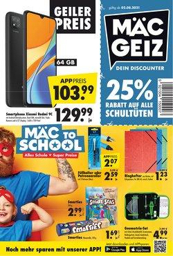 Mäc Geiz Katalog ( Gestern veröffentlicht)