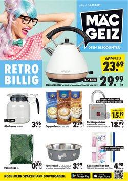 Mäc Geiz Katalog ( 2 Tage übrig)