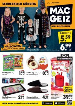 Angebote von Mäc Geiz im Mäc Geiz Prospekt ( 3 Tage übrig)