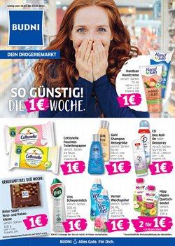 Angebote von Drogerien und Parfümerien im Budni Prospekt in Hamburg ( Läuft morgen ab )