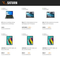 Saturn Katalog ( Läuft morgen ab )
