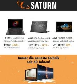 Angebote von Saturn im Saturn Prospekt ( Abgelaufen)