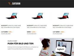 Angebote von Saturn im Saturn Prospekt ( Neu)