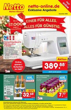 Angebote von Discounter im Netto Marken-Discount Prospekt in Berlin ( 26 Tage übrig )
