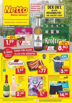 Netto Marken-Discount Katalog ( Läuft morgen ab )