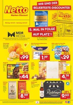 Angebote von Netto Marken-Discount im Netto Marken-Discount Prospekt ( Neu)