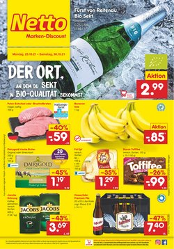 Angebote von Discounter im Netto Marken-Discount Prospekt ( 2 Tage übrig)