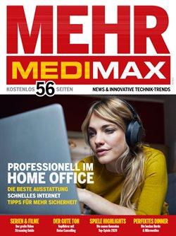 MEDIMAX Katalog ( Gestern veröffentlicht )