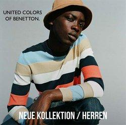Angebote von United Colors Of Benetton im United Colors Of Benetton Prospekt ( 16 Tage übrig)