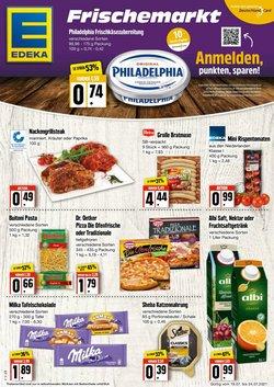 Angebote von Edeka Frischemarkt im Edeka Frischemarkt Prospekt ( Läuft heute ab)