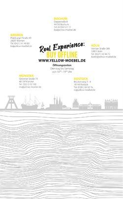 Yellow Möbel Katalog ( Mehr als 30 Tage )