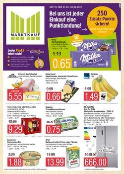 Angebote von Supermärkte im Marktkauf Prospekt in Hamburg ( 3 Tage übrig )