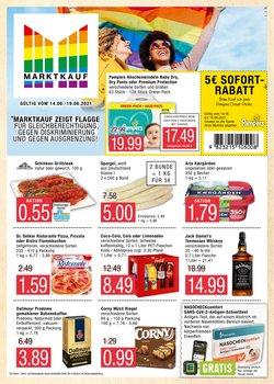 Angebote von Marktkauf im Marktkauf Prospekt ( Gestern veröffentlicht)